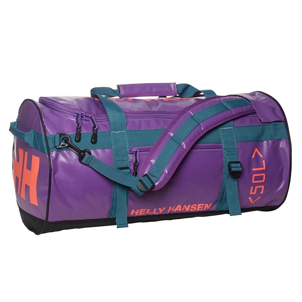 bba1b9bfb6a Helly Hansen Classic Duffel Bag 50L - Running from The Edge Sports Ltd