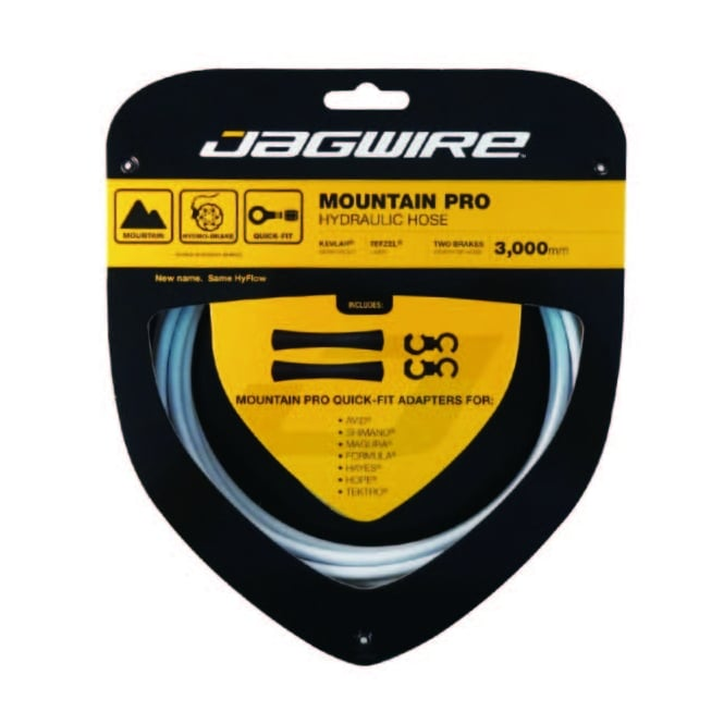 Jagwire Hose Kit Mountain Pro Blk 3mm