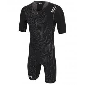 Huub Men's Norseman X-Treme Long Course Tri Suit Black