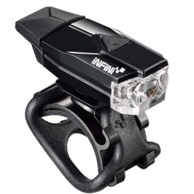 Infini Mini-Lava Rechargeable USB Cycle Cycling Bike LED Front Light 50 Lumens