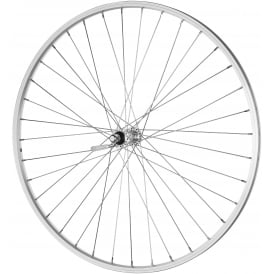 Mach 700c Front Wheel in Silver - Quick Release