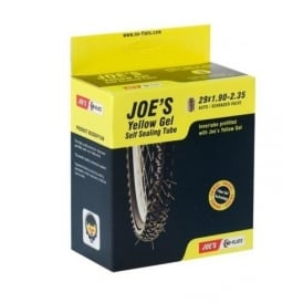 Joe's No Flats Gel 29x1.90-2.35 Self Sealing Tube SCHRADER Valve