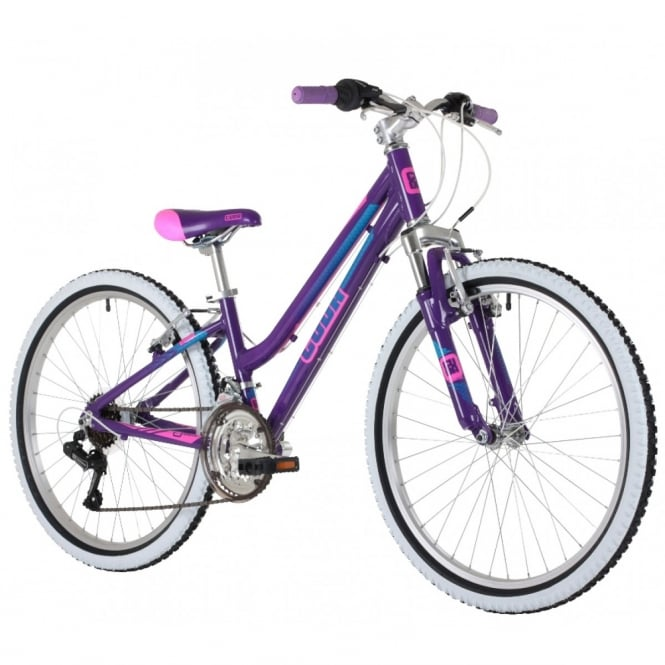 Cuda Kinetic 24'' Blk/Purple/Green