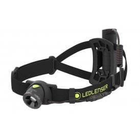 LED LENSER NEO10R Rechargeable Lightweight Headlamp Black 4e4154c78a