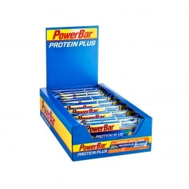 Powerbar Protein Plus Jaffa Cake Box