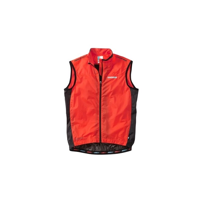 Madison Rd Race Wind Gilet