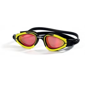 MARU Groove Polarized Mirror Anti Fog Yellow/Black