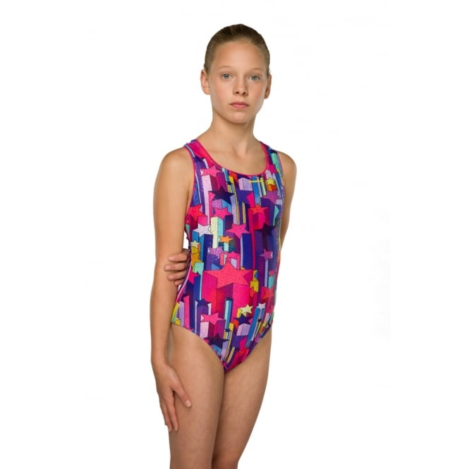 MARU Junior Girls Stargazer Sparkle Apollo Back Multi