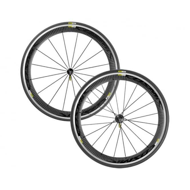 Mavic Cosmic Pro Carbon Road Wheelset 2017