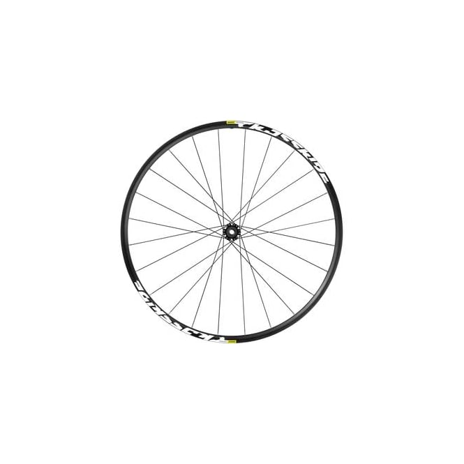 Mavic Crossride FTS-X 26'' 6 Bolt Front Wheel 2016