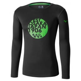 Mizuno Core Graphic Long Sleeve Tee