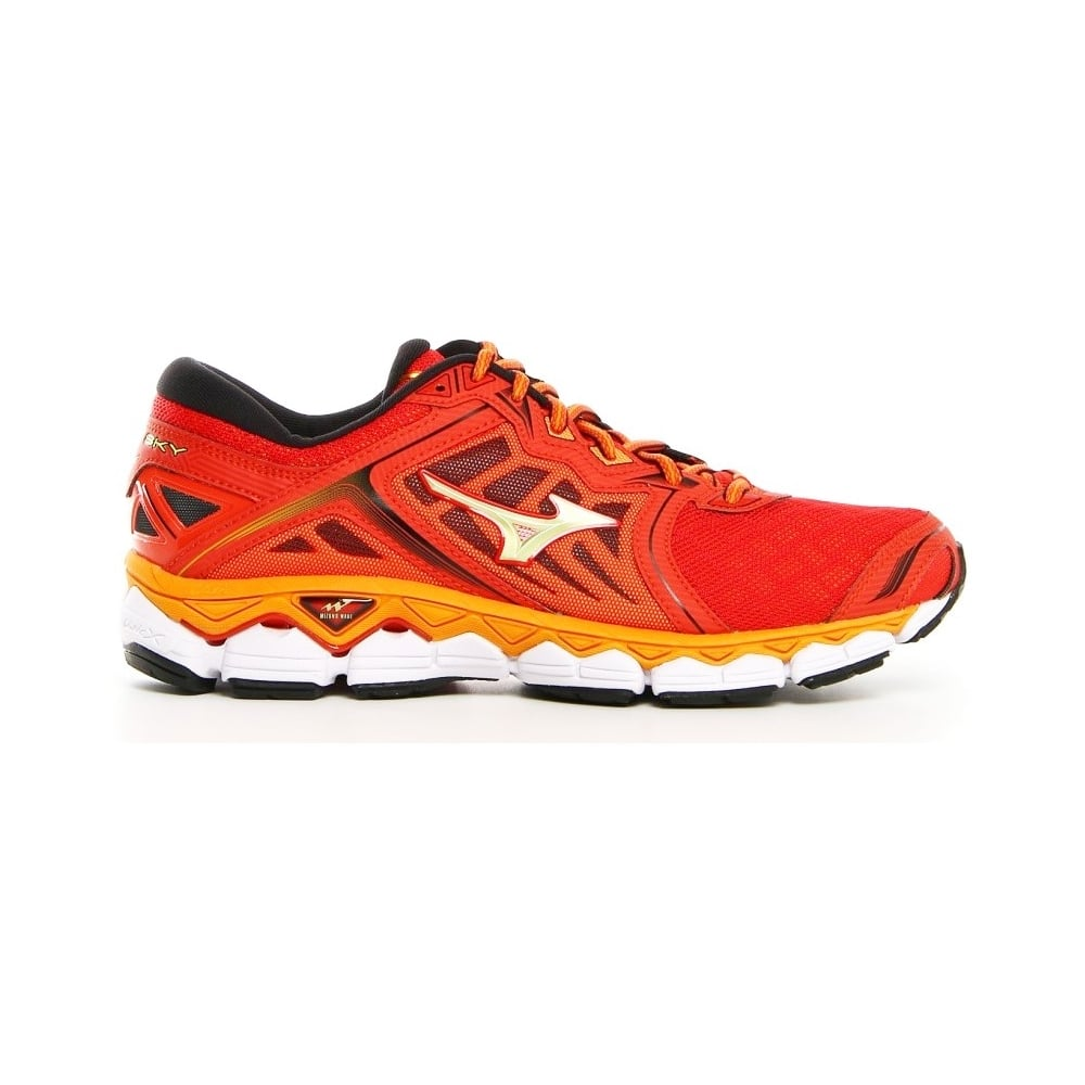 Mizuno Mens Sky Running Shoes