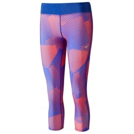 MIZUNO Phenix Printed 3/4 Tights Women