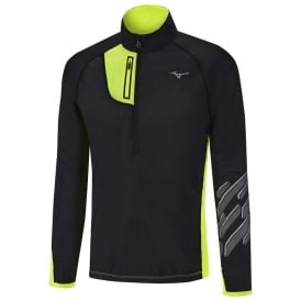 MIZUNO Static Breath Thermo Longsleeve Windtop