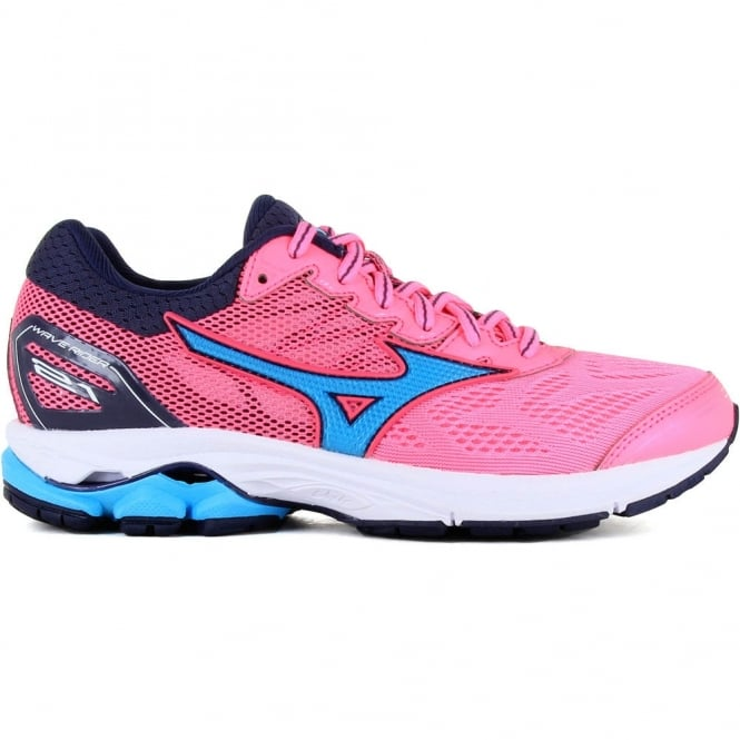 d78b49e73b41 MIZUNO Women's Wave Rider 21 - Running from The Edge Sports Ltd