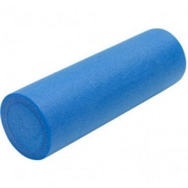 More Mile PE 74cm Foam Roller Blue