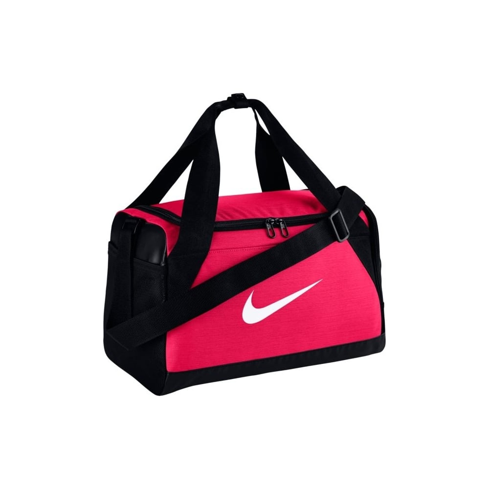 81099ff3ea Nike Brasilia Extra Small Duffel Bag Pink - Running from The Edge ...