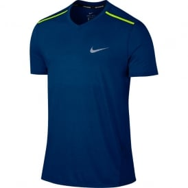 Nike Breathe Men's Short-Sleeve Running Top