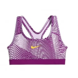 Nike Classic Big Kids' (Girls') Printed Sports Bra