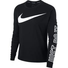Nike Dri-FIT Element Women's Long-Sleeve Running Top