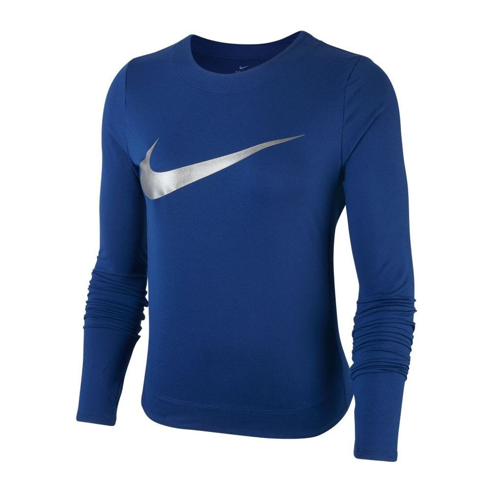 45e3d5ad Nike Dri-FIT Element Women's Running Top - Running from The Edge ...