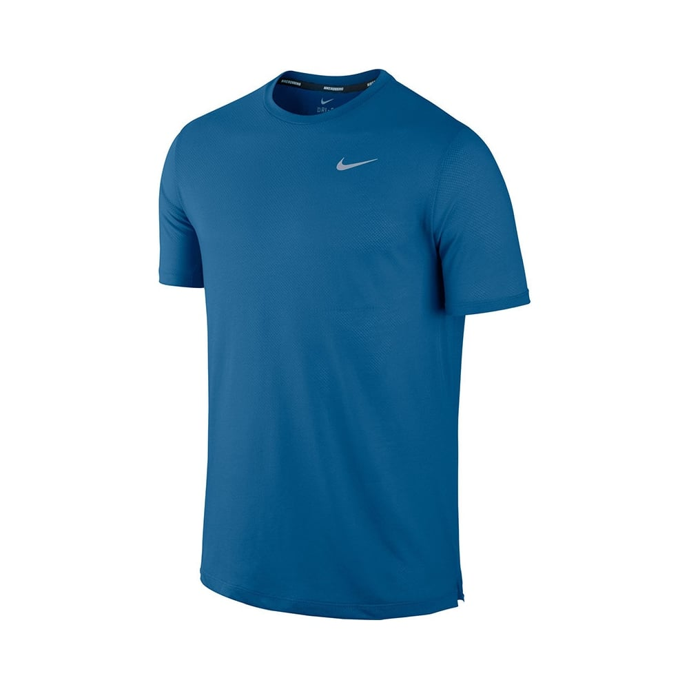 new product e5878 2d67c Nike Dri-Fit Touch Tailwind Short Sleeve Mens Running Tee