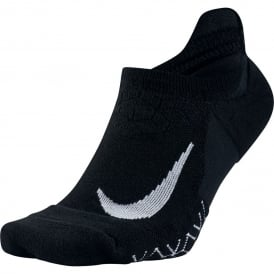 Nike Dry Elite Cushioned No-Show Running Sock