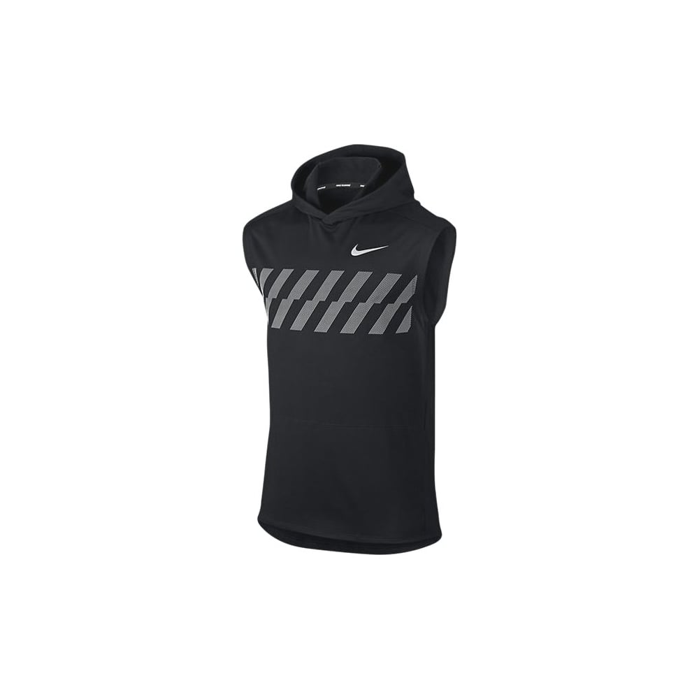 afd8632d0d885f Nike Dry Men s Sleeveless Running Hoodie - Running from The Edge ...