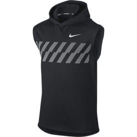 Nike Dry Men's Sleeveless Running Hoodie