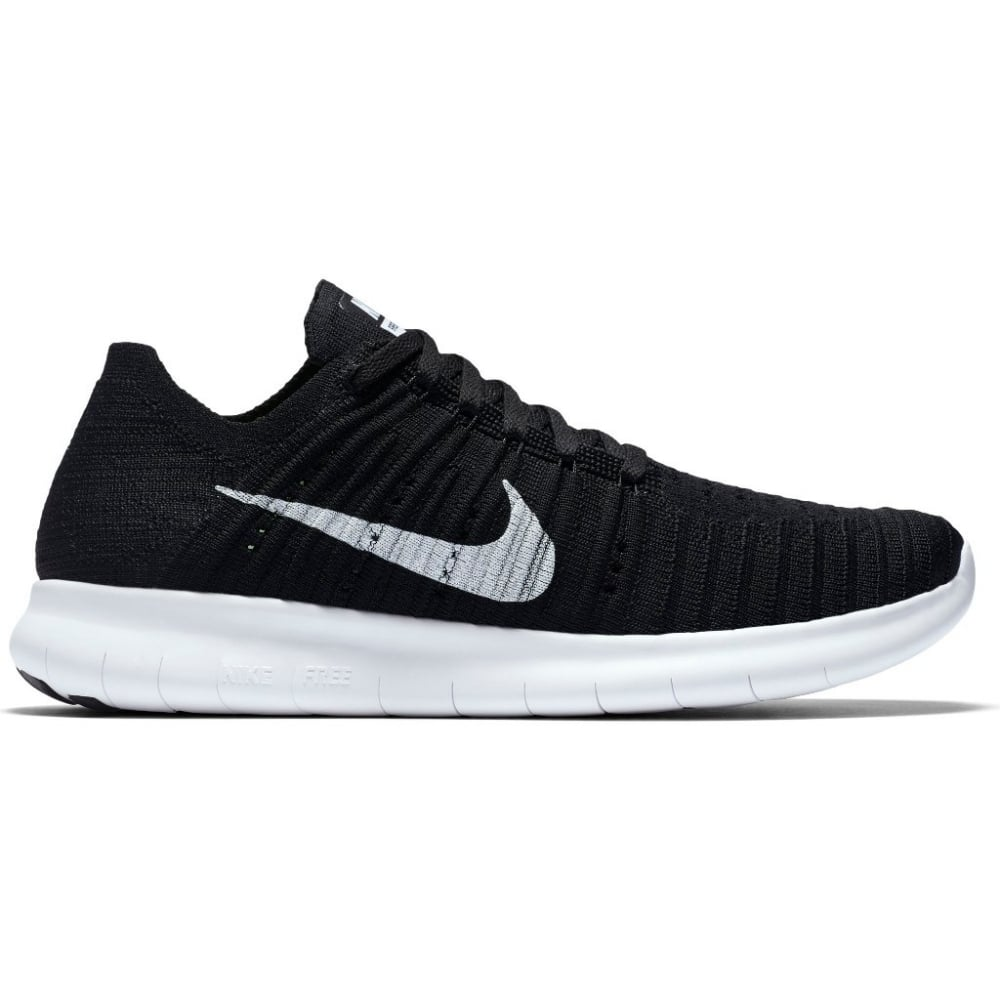 61b7ca976abc Nike Free RN Flyknit Women s Running Shoe - Running from The Edge ...