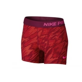Girls Run Shorts Camo