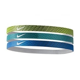 Nike Printed Hairband 3PK