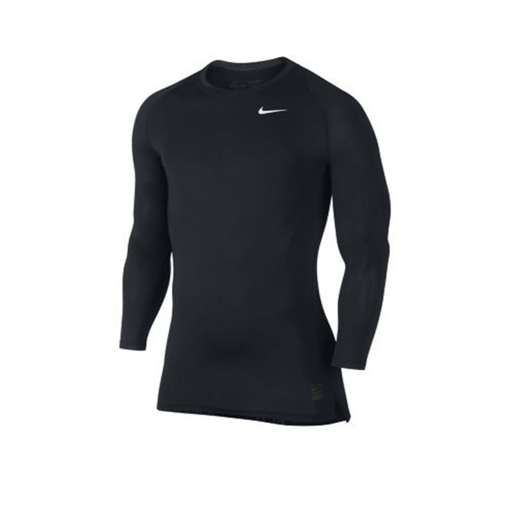 alquitrán virtud Escribe email  Nike Pro Combat Core Compression Long Sleeve - Running from The Edge Sports  Ltd