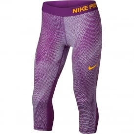 Nike Pro Cool Girls Training Capris