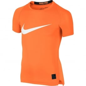 Nike Pro Cool HBR Compression Boys' Shirt