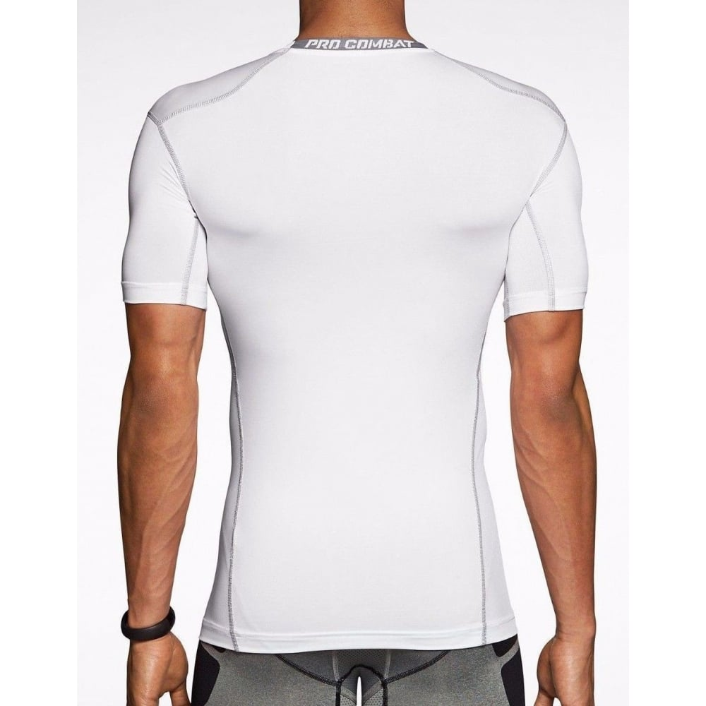 c364b077c9 Nike Pro Core Compression Short Sleeve Top 2.0 - Running from The ...