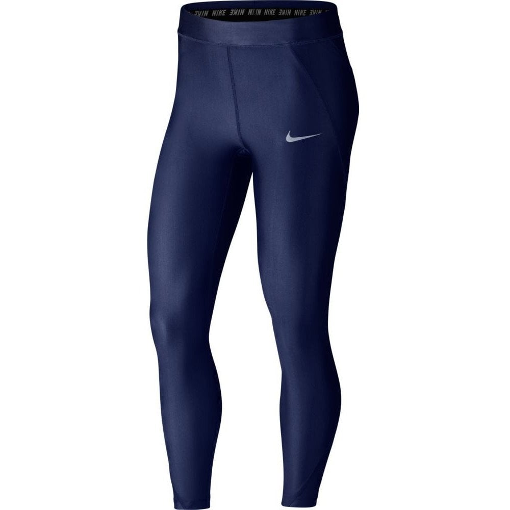 8b836101439a80 Nike Speed Women's Mid-Rise 7/8 Running Tights - Running from The ...