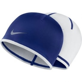 Nike Therma-FIT Reversible Women's Beanie - Deep Royal Blue/Reflective Silver