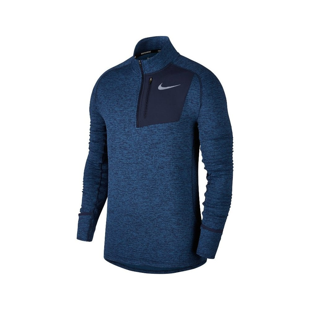 the best attitude a064e dacee Nike Therma Sphere Element Men s Long Sleeve Running Half-Zip Top