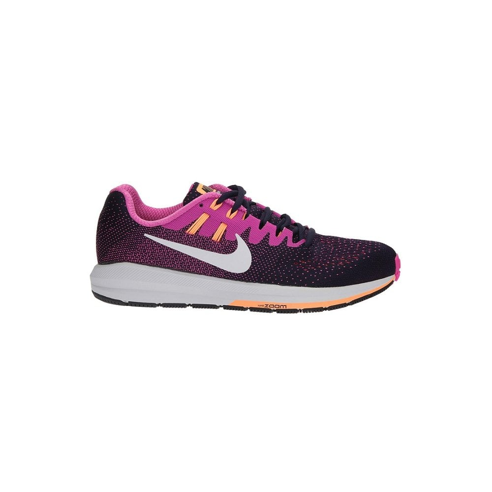 837e89e0c3240 Nike Women's Air Zoom Structure 20 - Running from The Edge Sports Ltd