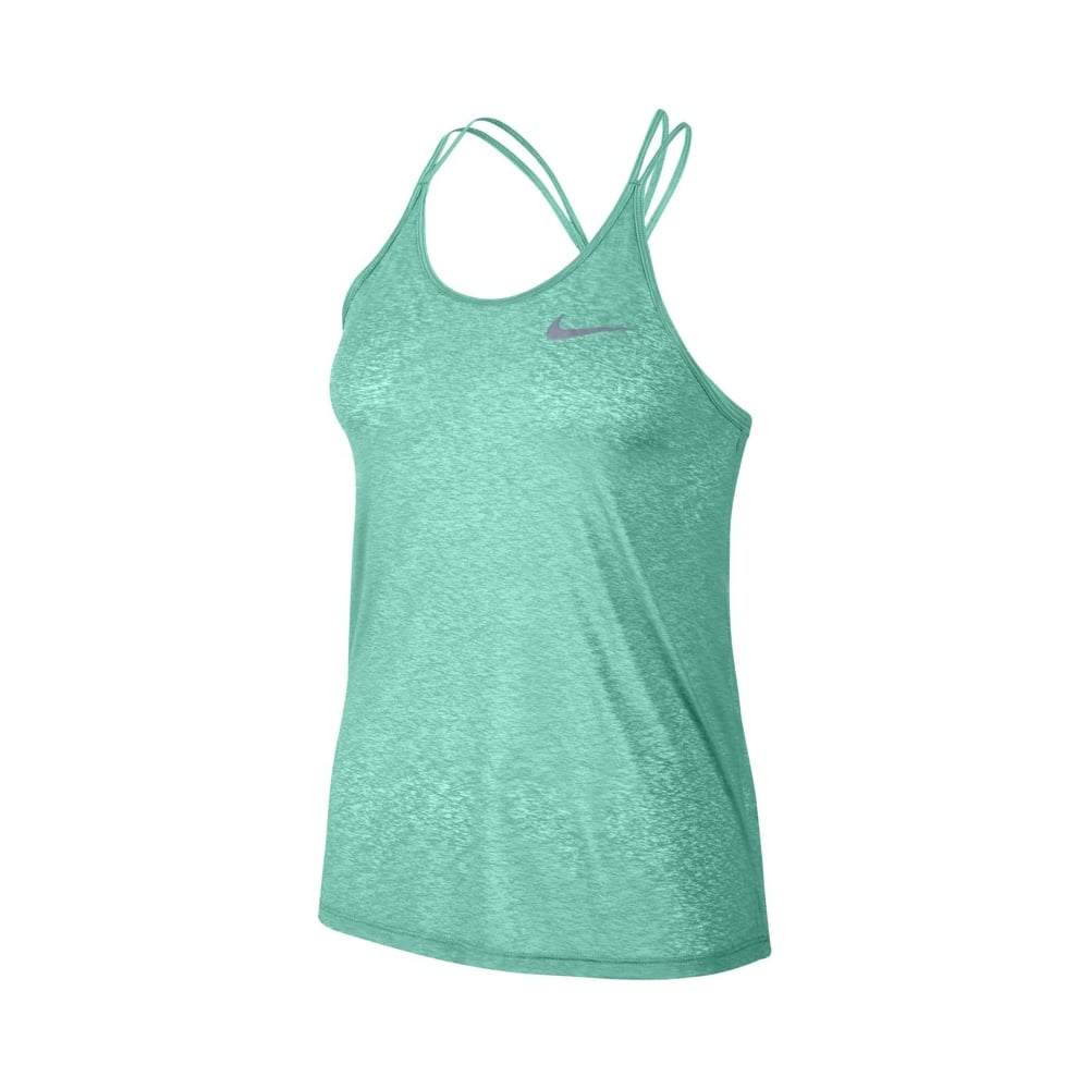 e3fa89ab6991 Nike Women s Dri-Fit Cool Breeze Strappy Tank - Running from The ...
