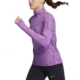 Nike Women's Dry Element Long Sleeve Running Top