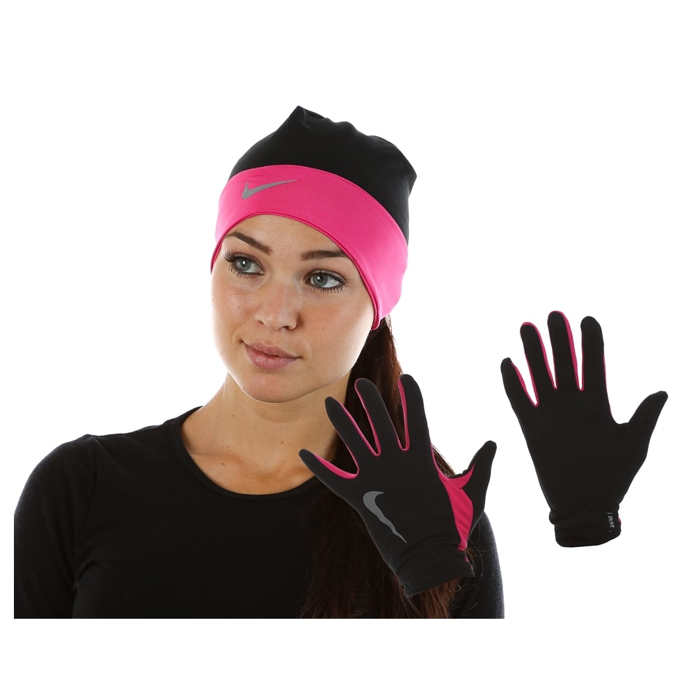 194640a85f1bac Nike Women's Glove Beanie Pack - Running from The Edge Sports Ltd