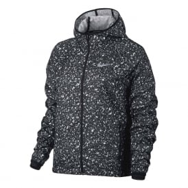 Nike Women's Shield Racer Print Jacket
