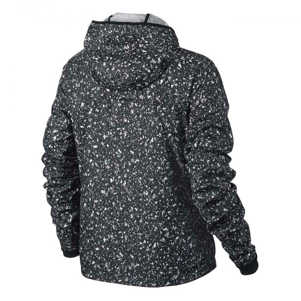 7fca3fad1be3 Nike Women s Shield Racer Print Jacket - Running from The Edge ...