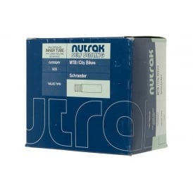 Nutrak 24 x 1.75 - 2.125 inch Schrader - Self-Sealing Inner Tube