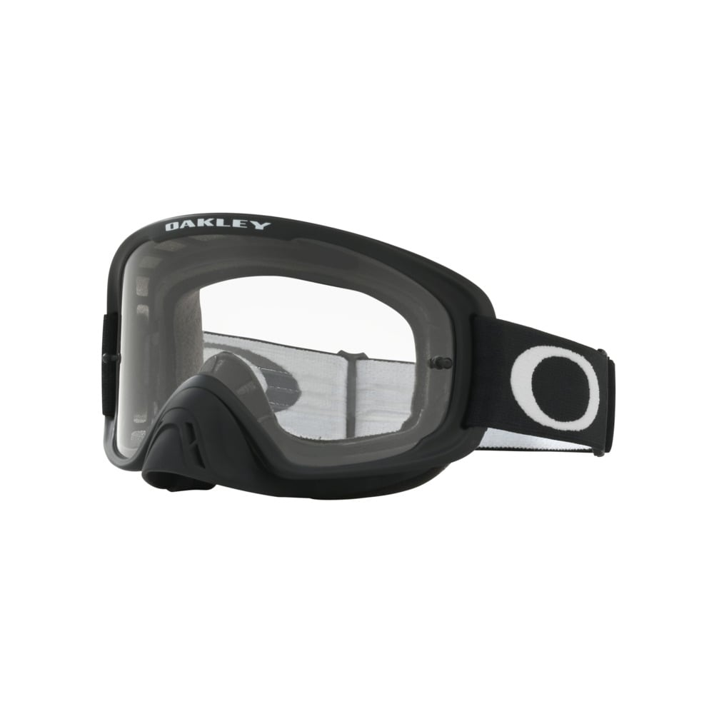 7e1bcaf8cc OAKLEY O Frame 2.0 MX Goggle Matte Black Clear - Cycling from The ...