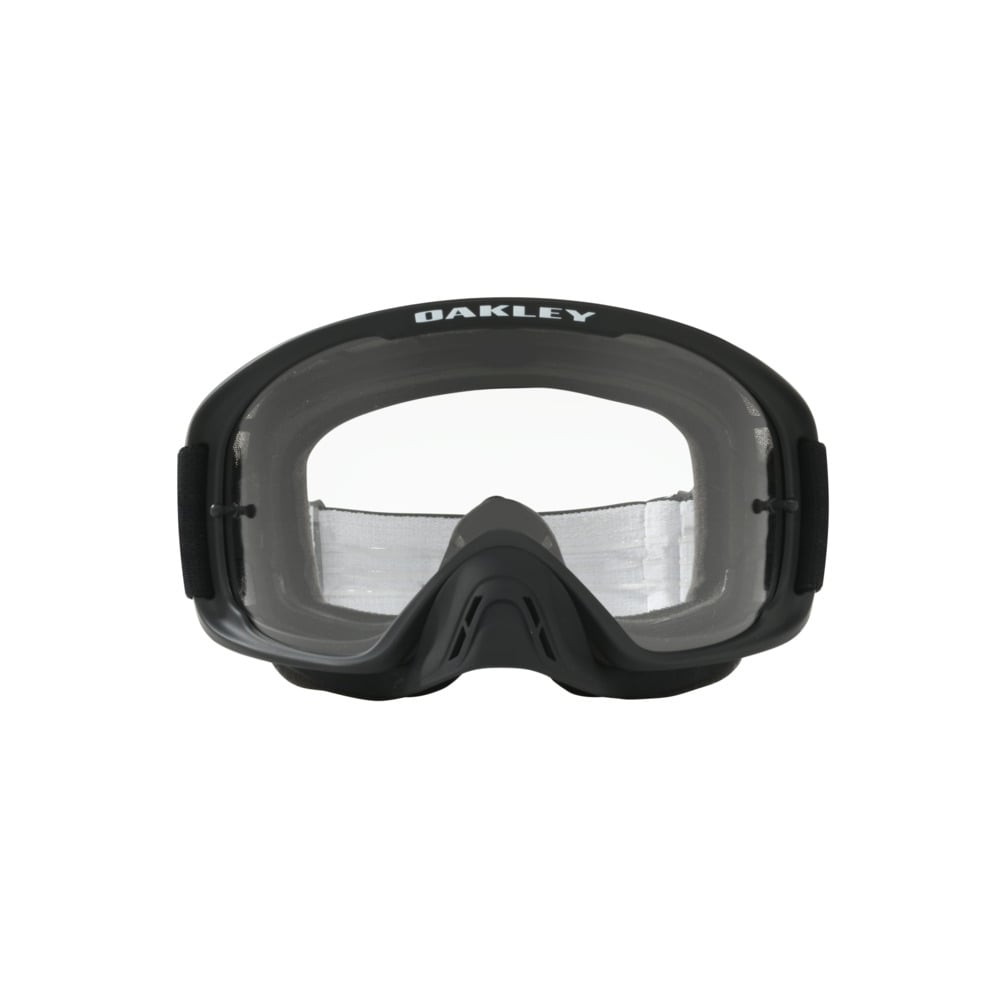 OAKLEY O Frame 2.0 MX Goggle Matte Black Clear - Cycling from The ...