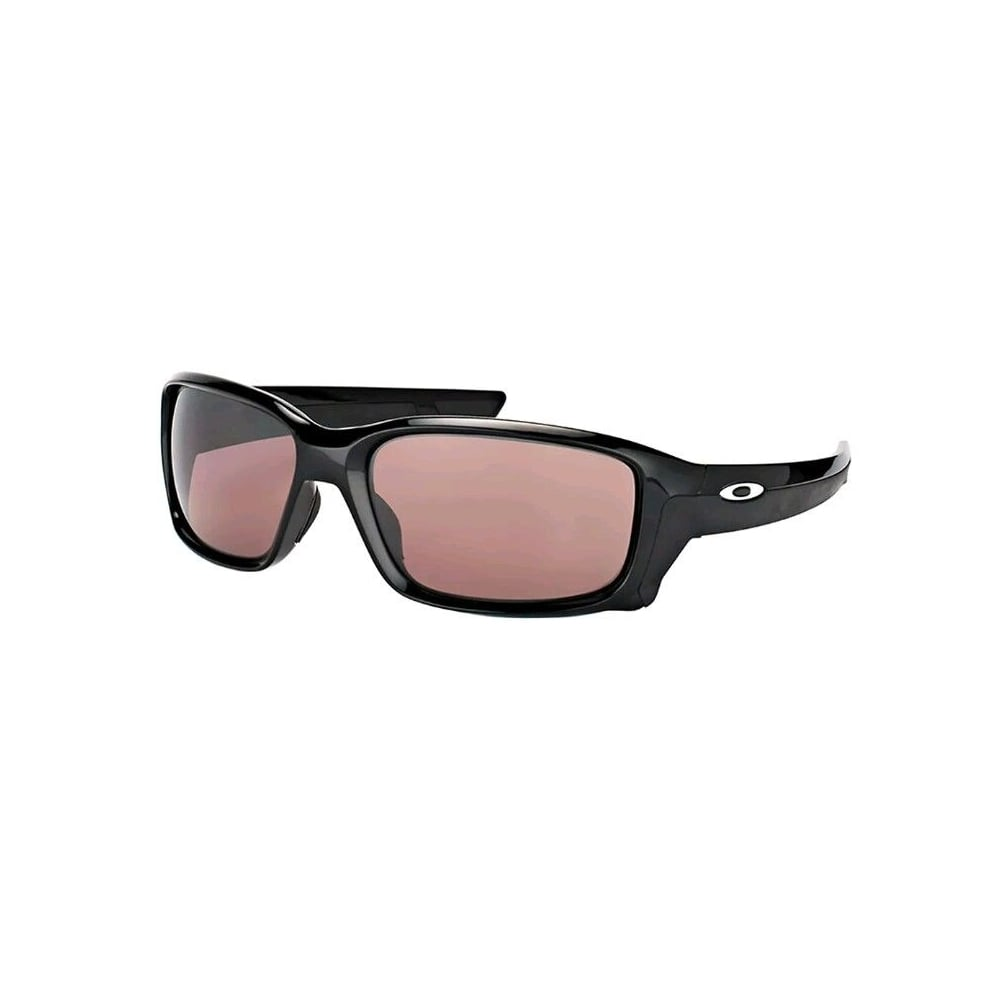 d1a5d7bed45 OAKLEY Straightlink Polished Black with Prizm Daily Polarized Lens ...