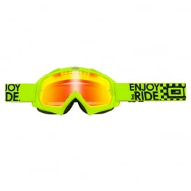 O'Neal B-Flex Launch Goggle Yellow/Radium